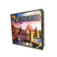 بازی سون واندرز - 7Wonders