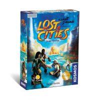 شهرهای گمشده
