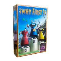 بازی فکری Why First