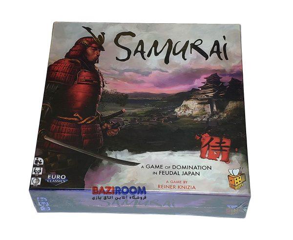 بازی سامورایی Samurai